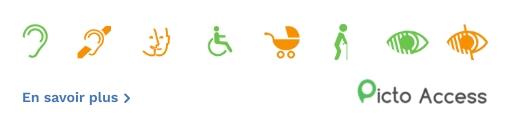 Pictos mobilité