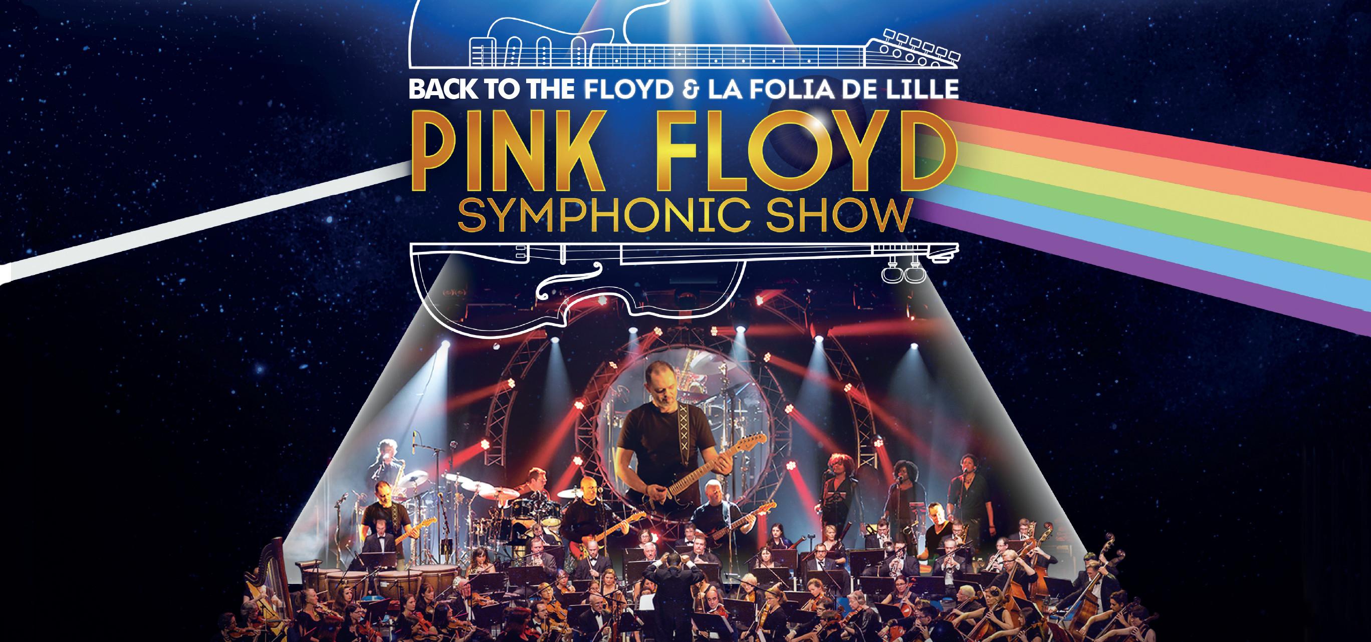 PINK FLOYD SYMPHONIC SHOW